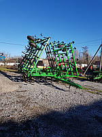 Культиватор Джон Дир John Deere 980 11м., фото 1