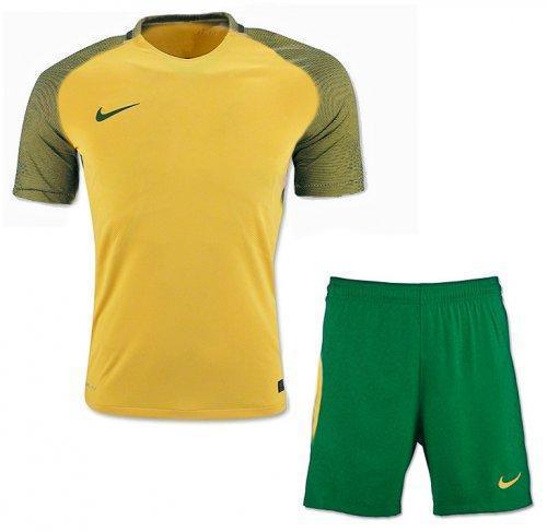 Форма футбольная Trophy Yellow Green