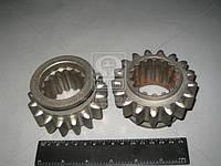 Шестерня 1-передний и задней хода МТЗ, зубьев = 17 (Производство МЗШ) 50-1701212-А, ACHZX