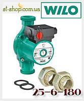 Насос циркуляционный Wilo star RS 25/6 (база 180 мм), фото 1