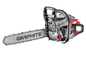Бензопила цепная GRAPHITE 2 кВт / 2,70 л.с