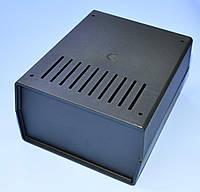 Корпус пластмассовый   Z-2AW  147х178х90 (ш*д*в) c вентиляцией  Kradex