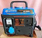 Бензиновый генератор Viper CR-G800, фото 3