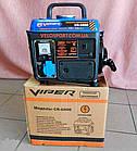 Бензиновый генератор Viper CR-G800, фото 2