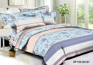 Двоспальні комплекти з попліну