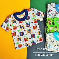 Детская футболка для мальчиков в ассортименте размер 24-40