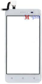 Сенсор (тачскрин) для телефона Bravis B501 Easy белый