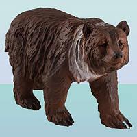 Садовая фигура, скульптура для сада Медведь бурый