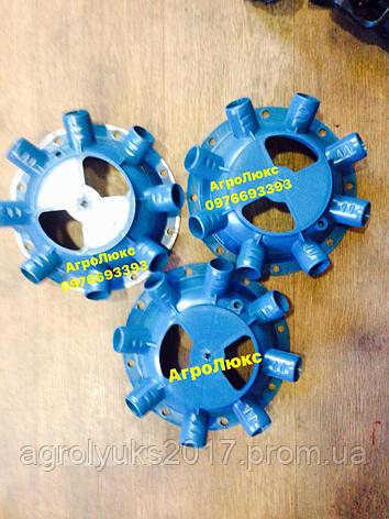 Раструб вентилятора (пластмас.) СУПН,УПС,СУ,, фото 2