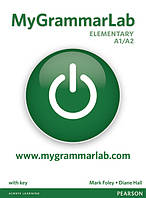 MyGrammarLab with Key and MyLab Pack