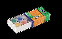Гуашевые краски 6 цветов