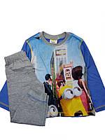 Детская трикотажная пижама 98, 104, 116 см