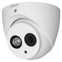 Dahua DH-HAC-HDW1200EMP-A-S3 (3.6 мм) - уличная 2 МП HDCVI видеокамера c микрофоном