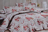 Двуспальный набор постельного белья с красивым рисунком Цвет ― На фото Размер : ―, фото 5