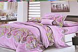 Двуспальный набор постельного белья с красивым рисунком Цвет ― На фото Размер : ―, фото 6