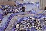 Двуспальный набор постельного белья с красивым рисунком Цвет ― На фото Размер : ―, фото 7