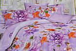 Двуспальный набор постельного белья с красивым рисунком Цвет ― На фото Размер : ―, фото 10
