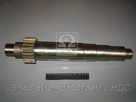 Вал промежуточный КПП ЯМЗ 238А Z=20 (производство г.Тутаев) (арт. 238Н-1701048), AGHZX