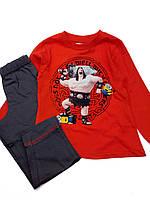 Детская пижама на мальчика 98,104,116,128 см