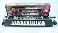 Детское Пианино - синтезатор MQ 827 USB