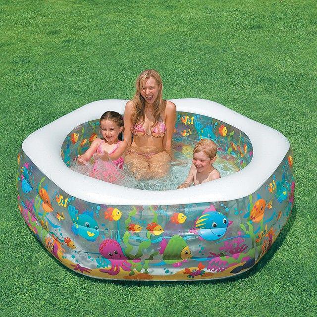 Надувний басейн Intex 56493 Басейн