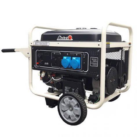Бензиновый генератор Matari MX13000E (10 кВт), фото 2