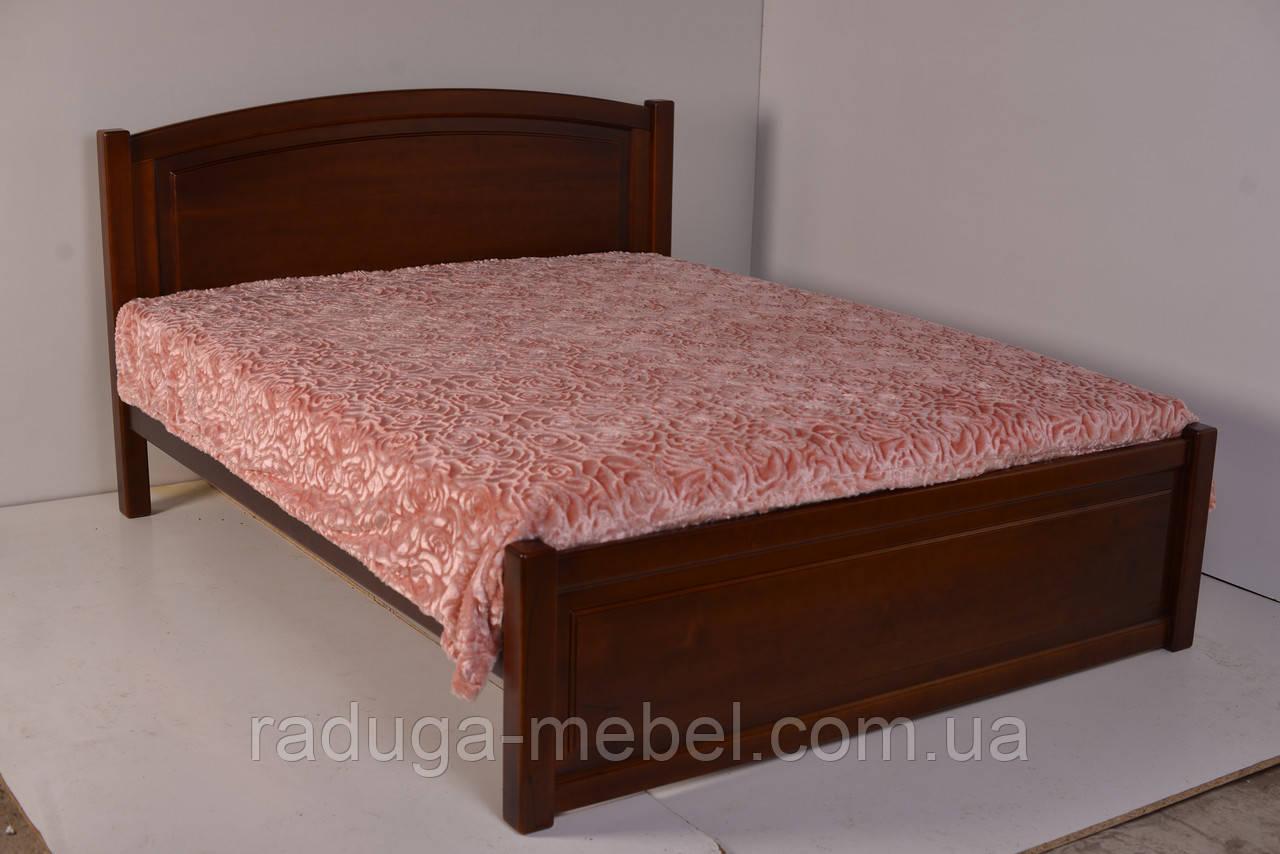 Кровать София (160*200 ) дерево ольха
