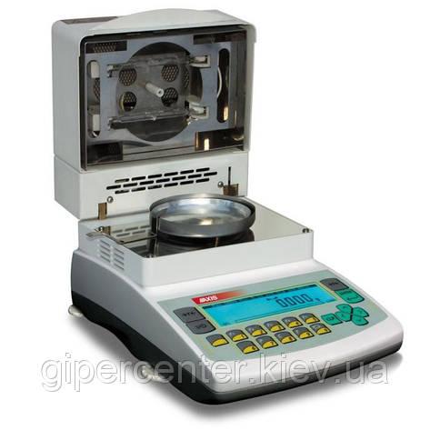 Весы-влагомеры Axis ADGS100/IR до 100 г, дискретность 0,001 г, фото 2