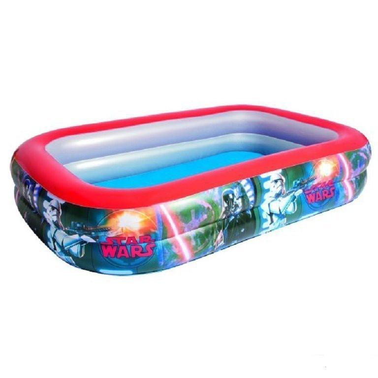Дитячий надувний басейн басейн BestWay 91207 Зоряні війни