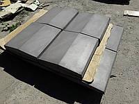 Парапет бетонный 350х500х40мм