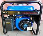 Бензиновый электрогенератор Viper CR-G2500, фото 2