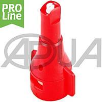 Распылитель форсунки керамический инжекторный с колпаком ARAG 110 красный Agroplast | 04DK8MS/08C AGROPLAST