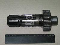 Хвостовик МТЗ 8 шлиц ВОМ нового образца (производство БЗТДиА), ACHZX