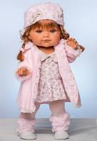Кукла Фарита в зимней одежде Антонио Хуан