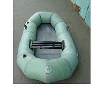 """Выраженная резиновая лодка Лисичанка """"Эрлан"""" 1.5 местная. Отличное качество. Доступная цена. Код: КГ3079"""