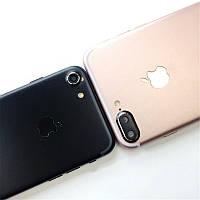 Защитное кольцо на заднюю камеру для iphone 7+/8+