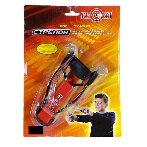 Игрушечное оружие Супер Рогатка MISSION-TARGET
