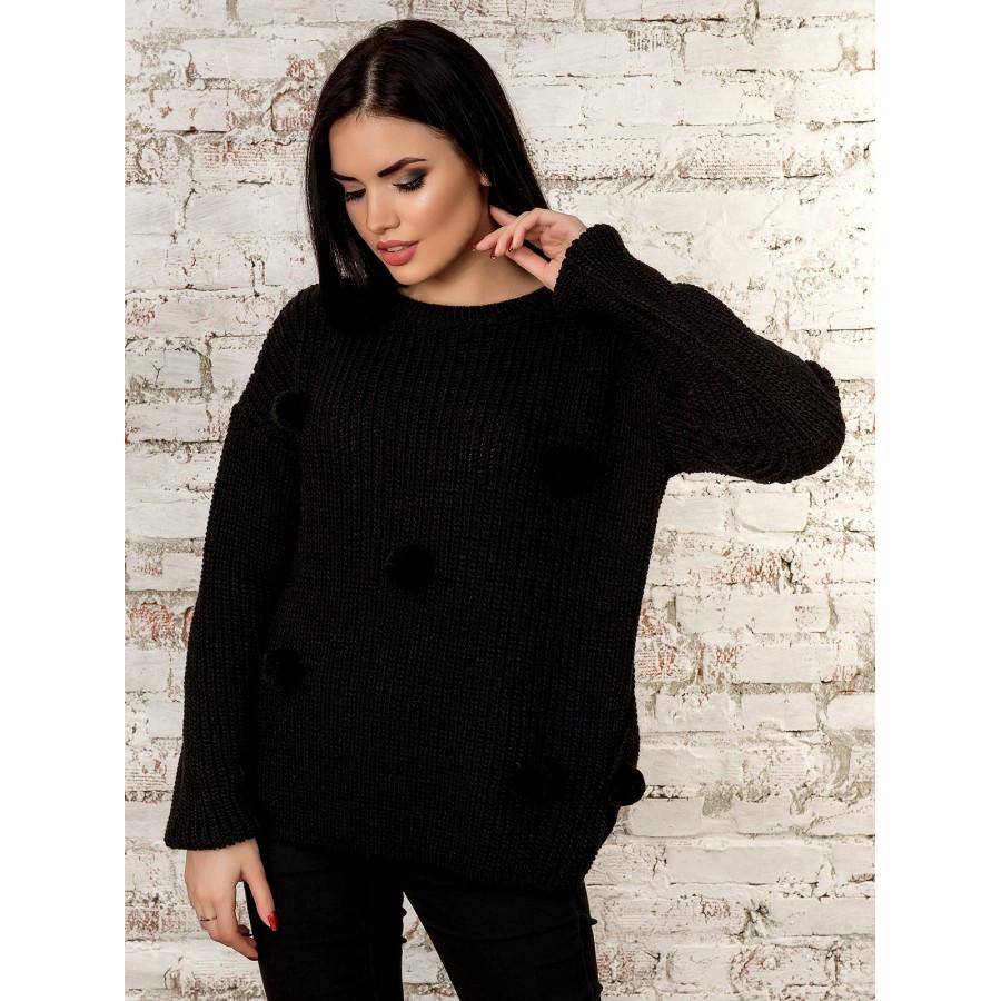Теплий светр 42-44-46 розміри 4 кольори