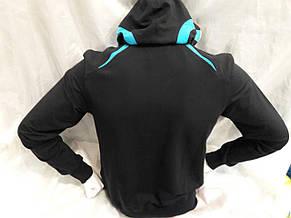 Костюм мужской трикотажный спортивный Maraton черный, фото 2