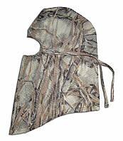 Шлем-маска с сетки камыш осенний