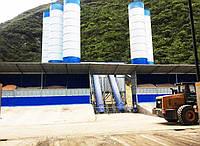 Двойные бетонные заводы HZS25-2, HZS35-2, HZS50-2, HZS75-2 XIN FENG