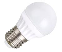 Led лампа 7W G45 630Lm 4200K E27