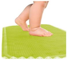 Антискользящий коврик kinderenOK,  размер  XL , Зеленый