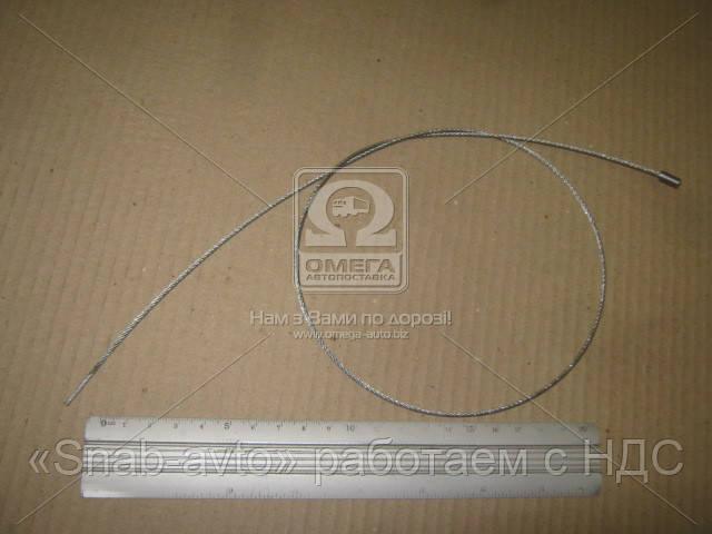 Трос газа ГАЗЕЛЬ (двигатель402) L=730 (покупной ГАЗ) (арт. 3302-1108050-20)