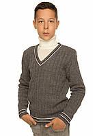 Стильный Джемпер «Кембридж» для мальчиков 128-152р, фото 1