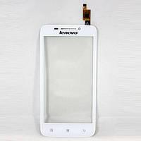 Тачскрин (сенсор) для Lenovo S650, белый
