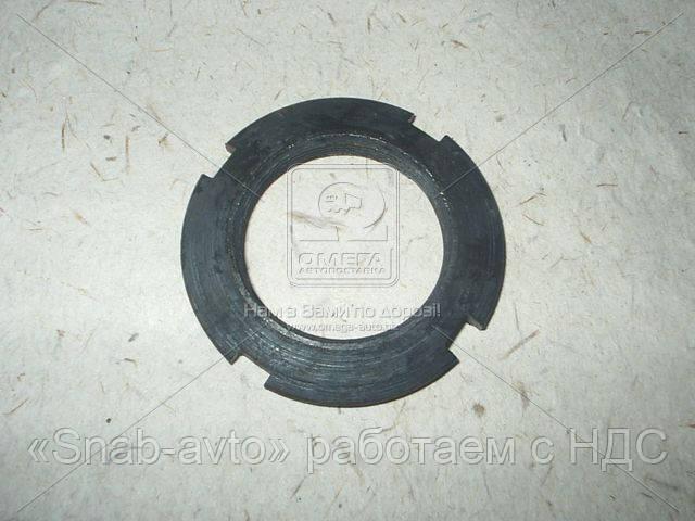Гайка стопорная подшипника вала промежуточного ГАЗ 53 (производство ГАЗ) (арт. 52-1701079)