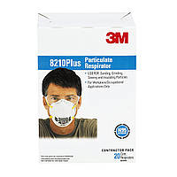 Противоаэрозольный респиратор, маска полумаска 3М 8210 Plus