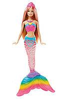 Кукла Barbie Dreamtopia Rainbow Lights Mermaid (Барби-Русалка)