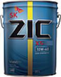 Моторное масло ZIC X5 10W-40 (20 л) Бывшее ZIC А 10W-40